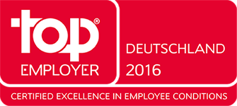 Top Employer Deutschland 2016