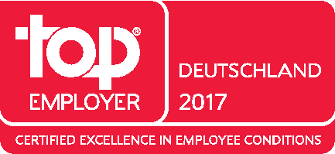 Top Employer Deutschland 2017